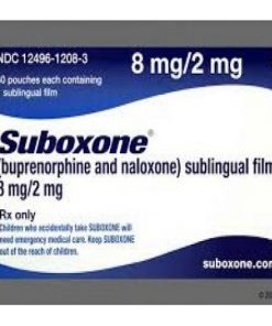 Buy Suboxone 8mg Tablets Online